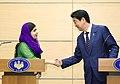 Shinzō Abe and Malala Yousafzai (4).jpg