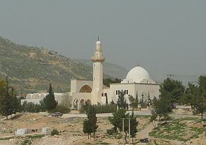 Shuaib - Shrine in Wadi Shuʿayb, Jordan
