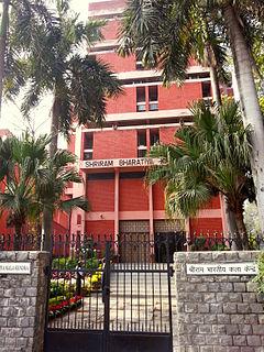 Shriram Bharatiya Kala Kendra Indian cultural institution