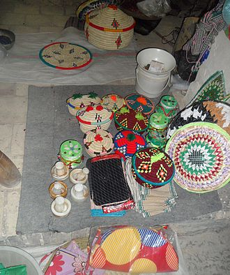 Shushtar - Shushtar handicrafts