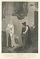 Shylock's House–Shylock, Jessica and Launcelot (Shakespeare, Merchant of Venice, Act 2, Scene 5) MET DP109515.jpg