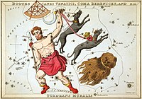 Sidney Hall - Urania's Mirror - Bootes, Canes Venatici, Coma Berenices, and Quadrans Muralis.jpg