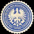 Siegelmarke Der Director der Ostpreussischen Provinz - Besserungs - und Landarmen - Anstalt - Tapiau W0213922.jpg