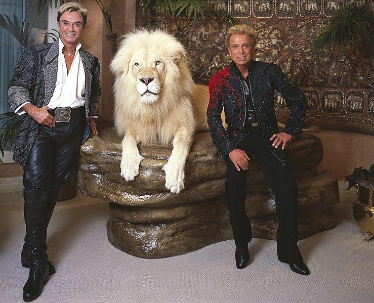 File:Siegfried & Roy by Carol M. Highsmith.jpg