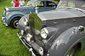 Silver Cloud and Bentley (2541485769).jpg