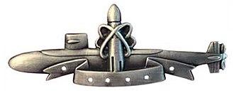 Kirkland H. Donald - Image: Silver Deterrent Patrol badge