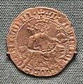 Silver gigliato of Sarukhan Beg bin Alpagi 1313 1348 ruler of Lydia western Turkey.jpg