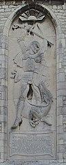 Sint-Joris en de draak (Gouda)