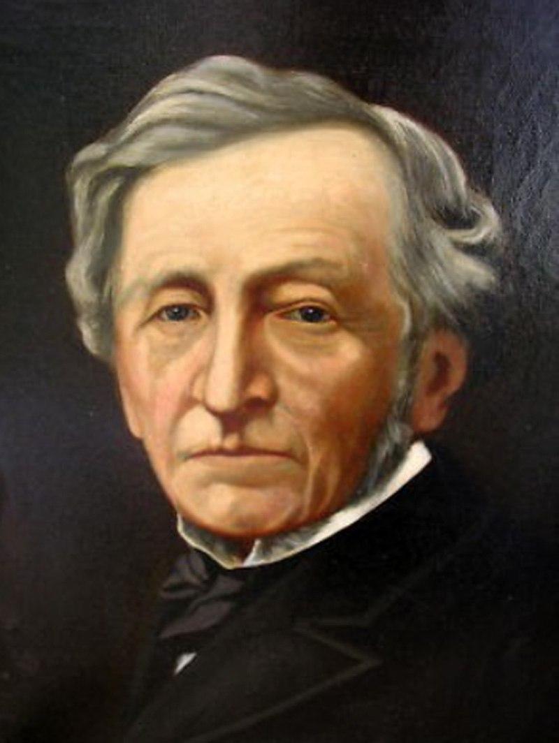 Sir Gilbert Greenall Senior crca 1870 2