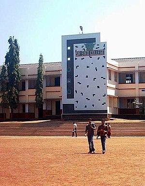 Taliparamba - Sir Syed College, Taliparamba