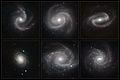 Six Spiral Galaxies ESO.jpg
