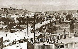 Ottoman Vardar Macedonia - Image: Skopje stara 2