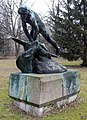 Skulptur Leonorenstr 33 (Lankw) Wellenreiter&Waldemar Grzimek&1983.jpg