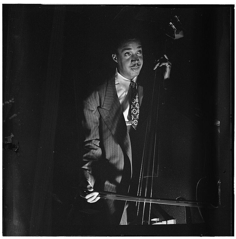 Slam Stewart, c. 1946