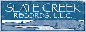 Slate Creek Records - Image: Slate creek logo new jpg