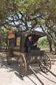 Snake-oil salesman Professor Thaddeus Schmidlap at Enchanted Springs Ranch, Boerne, Texas, USA 28651a.tif