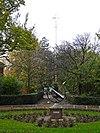 Vlaggenmast in Snouck van Loosenpark