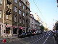 Sokolovská, od Karlínského náměstí směr východ.jpg