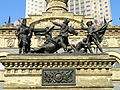 Soldiers' and Sailors' Monument (Cleveland), figures - DSC07871.JPG