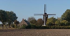 Someren - Image: Someren, standerdmolen Den Evert RM34114 foto 6 2016 10 16 15.55