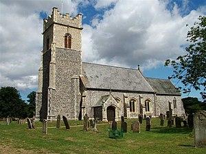 Somerleyton - St Mary's Church, Somerleyton
