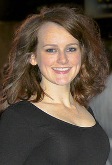 Sophie McShera, Adventures of Tintin, London, 2011 (crop).jpg