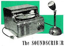 Soundscriber