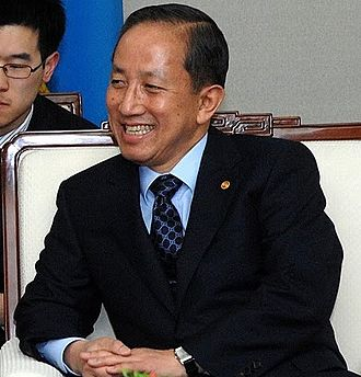 Kim Tae-young (military) - Image: South Korea Minister of National Defense Kim Tae young