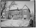 South and east sides - W. K. Bowman-O'Neal Apartment Building, 4313 East Kellogg Street, Wichita, Sedgwick County, KS HABS KANS,87-WICH.V,1-4.tif