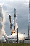 SpaceX CRS-14 Falcon 9 rocket lifts off (KSC-20180402-PH AWG02 0023).jpg