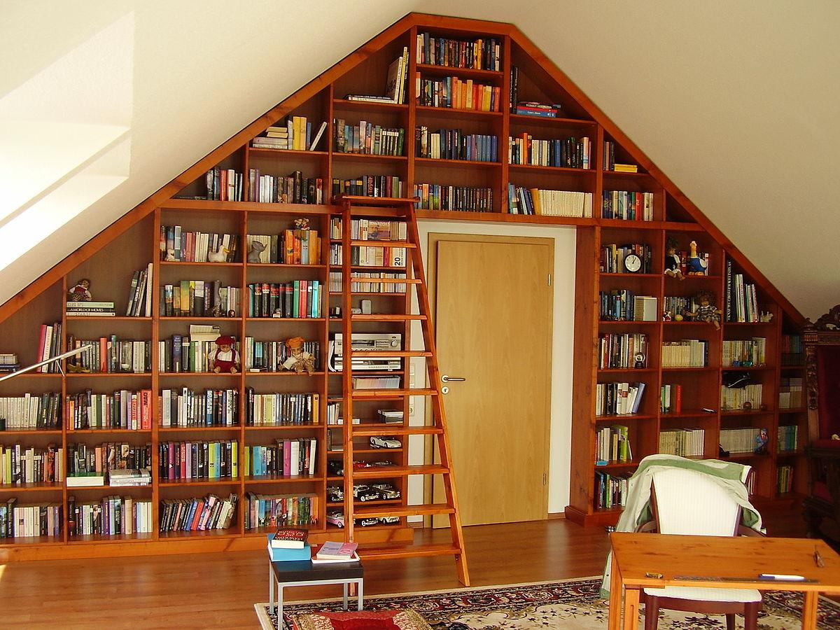 Библиотека мебел Уикипедия