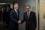 Special Rep for North Korea Policy Kim at Japan's Foreign Ministry - Flickr - East Asia and Pacific Media Hub.jpg