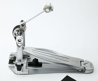 Tama Drums - Side View of a Speed Cobra single pedal
