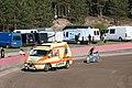 Speedway Extraliiga 22. 5. 2010 - ambulanssi radalla.jpg