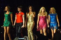 Spice Girls live 2007