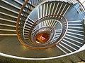 Spiral Staircase, Binn's Department Store - geograph.org.uk - 361411.jpg