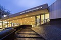 Sprengel Museum Hannover entrance Kurt-Schwitters-Platz Suedstadt Hannover Germany 02.jpg
