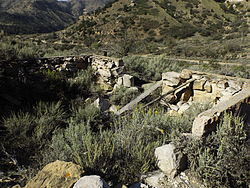 Ruin in Spring Canyon