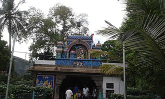 Srivilliputhur Andal temple - Image: Srivilliputhur 2