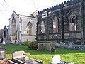 St. Barnabas Church, Erdington - after the arson attack. - geograph.org.uk - 1110582.jpg