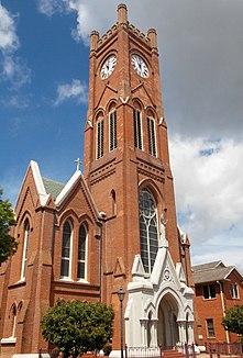 St. Francis Xavier Cathedral (Alexandria, Louisiana) Church in Louisiana, United States