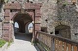 St. Georgen a. L. Burg Hochosterwitz 04 Engeltor 01062015 4253.jpg