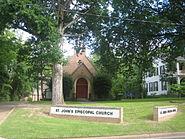St. John's Episcopal Church in MInden, LA IMG 0623