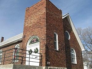 Oliver Brown (American activist) - St. Mark's A.M.E. Church