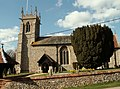 St. Mary's church, Widdington, Essex - geograph.org.uk - 148390.jpg