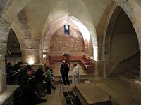 St. Mary of the Resurrection Abbey in Abu Ghosh 10.jpg