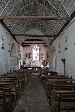 Plumelec - Image: St Aubin St Maurice 3889