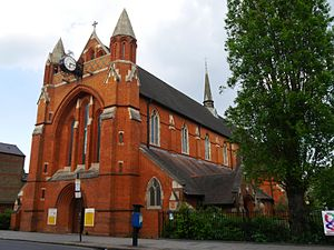 Earlsfield - St Andrew's, Earlsfield