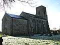 St Botolph's Church in Barford - the shady northern side - geograph.org.uk - 675517.jpg
