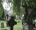 St Briget's Church - Eglwys y Santes Ffraid, Dyserth, Sir Ddinbych, Denbighshire, Wales 25.jpg
